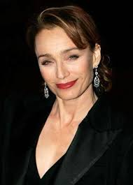 "British actress Kristin Scott Thomas is back on the dating scene and is reportedly with film director Steve Barron. The ""Four Weddings and a Funeral"" star ... - kristin-scott-thomas"