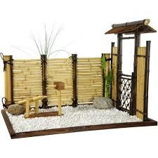 zen bamboo mini garden orientalfurniturecom amazoncom oriental furniture korean antique style liquor