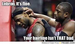 The Most Hilariously Wrong LeBron Pics Ever: nba-memes-lebron ... via Relatably.com