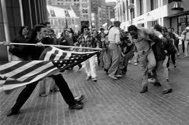 Image result for flag attack on ted landsmark 1976