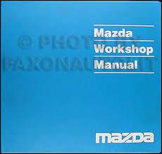 2001 mazda b series pickup truck wiring diagram manual original related items