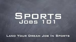 sports job webinar sports networkersports networker sports jobs 101