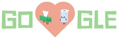 Image result for Valentine's Day at google.com