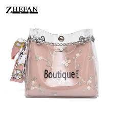 Buy 2019 <b>new</b> wave jelly package fashion <b>casual</b> little <b>fairy</b> slung ...