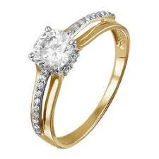 Золотые <b>кольца Кольца КЮЗ Дельта</b> 114462-d купить по цене 6 ...