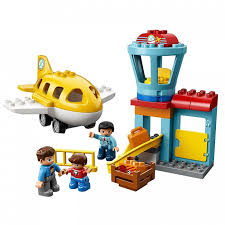 <b>Конструктор Lego Duplo</b> Town Аэропорт - Акушерство.Ru