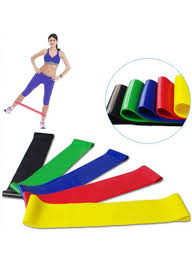 Shop Generic <b>Yoga</b> Stretch Bands For Body Building Exercise ...