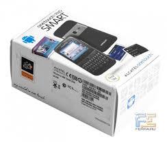QWERTY-Android о двух SIM-ках. Обзор смартфона Alcatel One ...