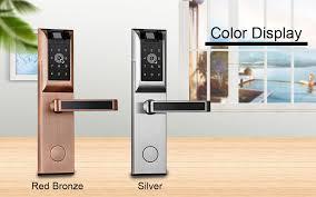 <b>Eseye</b> Smart Fingerprint Lock Door Keyless APP Bluetooth ...