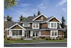 Eplans Craftsman House Plan   Side Entry Garage Perfect For Corner    Front