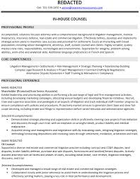 Effective and Simple Attorney Resume Samples That Might Help     Vntask com