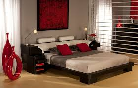 view in gallery fiery reds for a passionate and romantic bedroom asian inspired bedroom furniture