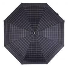 Модный <b>зонт</b> автомат, синего цвета, с принтом в клетку <b>Flioraj</b> ...