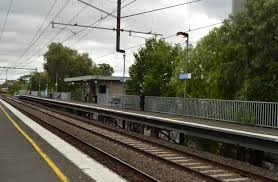 North Richmond railway station