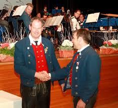 Georg Schirmer 25 Jahre aktiver Musikant ( Hornist) - - Rum ... - 463561_web