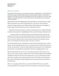 rhetorical situation essay