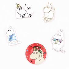 1Pcs Snow White And Marilyn Monroe Brooches for Women Kids ...