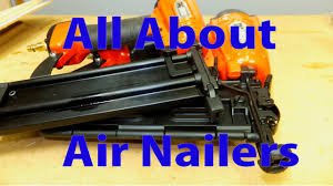All About <b>Air Nailers</b> for <b>Woodworking</b> - <b>Woodworking</b> for Beginners ...