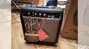 <b>Гитарный Комбоусилитель Fender Frontman</b> 10 купить в ...