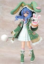 DATE A LIVE <b>figure</b> nendoroid Yoshino <b>action figure anime</b> Hermit ...