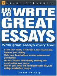 css books point   buy css bookshow to write great essays by lauren starkey