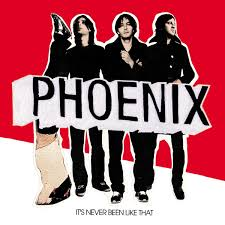 <b>Phoenix</b> - <b>It's Never</b> Been Like That Lyrics and Tracklist | Genius