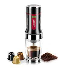 <b>Coffee</b> Maker <b>Barsetto</b> Espresso <b>Coffee</b> Machine <b>15 Bar</b> Hand Press ...