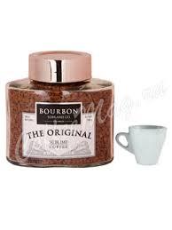 <b>Кофе Bourbon</b> растворимый the <b>original</b> 100 гр купить кофе ...
