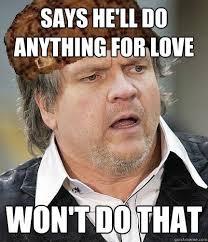 Meatloaf   Hilarious Memes   Pinterest   Internet Memes, Funniest ... via Relatably.com