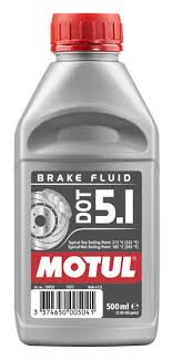 <b>Motul DOT</b> 5.1 Brake Fluid