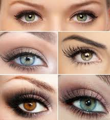 i have fair skin and brown eyes trouble finding eye makeup ideas