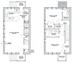 ROWHOUSE PLANS   TRADITIONAL HOME PLANSCharleston Row House  HWBDO     Cape Cod House Plan from