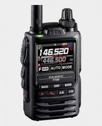 <b>Цифровая радиостанция</b> C4FM <b>Yaesu FT</b>-<b>3DR</b>