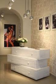 unique drawers boutique elemental decor features ideas boutique reception counter