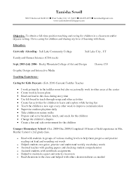resume good writing example for childcare worker resume daycare child care provider resume samples child care resume for childcare