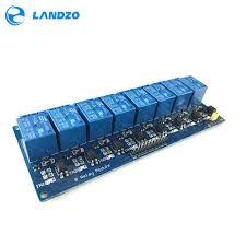 <b>Free shipping</b> 5V 8 Channel Relay Module Board PIC <b>AVR MCU</b> ...