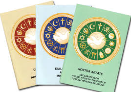 Image result for nostra Aetate logos