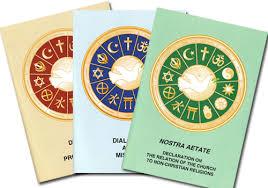 Image result for nostra Aetate logos