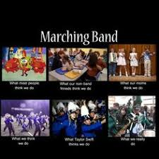 BAND! on Pinterest   Marching Band Problems, Marching Bands and ... via Relatably.com