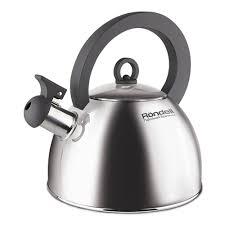 <b>Чайник Rondell</b> Strike Grey RDS-922, 2,0 <b>л</b> — купить в интернет ...