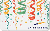 Gift Cards - LA Fitness