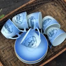 <b>Набор 6 чайных пар</b> Copenhagen Porcelain Denmark по цене 3 ...