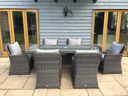 room simple dining sets: dining roomsimple backyard idea with rattan dining set also table with glass top rattan