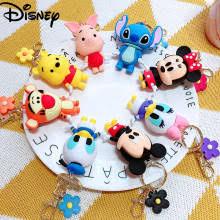 Лидер продаж 2020, <b>брелки</b> для ключей <b>Disney Mickey</b>, милые ...