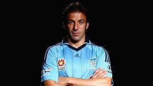 Del Piero Akan Lepas Status Pemain Sepakbola