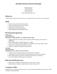 best resume skills examples perfect resume 2017 good