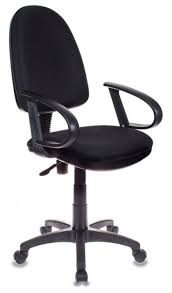 Кресло <b>Бюрократ CH</b>-<b>300</b>/<b>BLACK JP</b>-<b>15-2 черный</b> ткань в ...