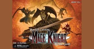 Tovak Solo Conquest <b>Double</b> Megapolis levels 22/22 | Mage Knight ...