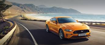 <b>Ford Mustang</b> | Ford RU