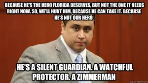 Zimmerman memes | quickmeme via Relatably.com